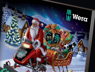Wera - Adventskalender !!